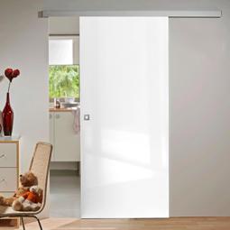 Portes intérieures coulissantes en bois - classiques et pratiques